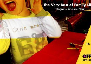 16 febbraio <br /> The Very Best of Family Life! Fotografie di Giulio Nori