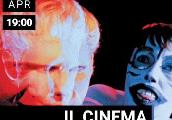18 aprile <br />Il Cinema Sperimentale: frammenti di una controstoria dell'arte